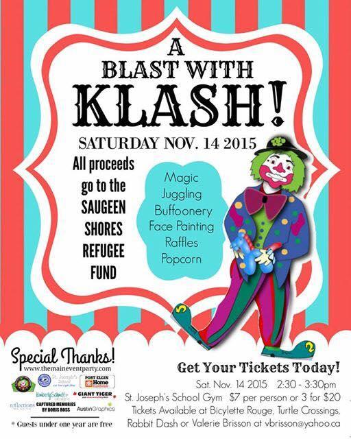 blast with klash
