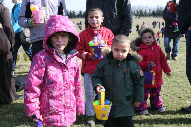 Alibrahim easter egg hunt